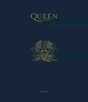 "Queen : Greatest Hits II Vinyl 12"" Album 2 discs (2016) ***NEW*** Amazing Value"