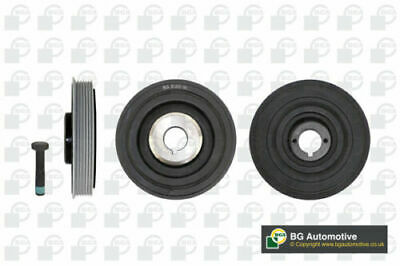 CITROEN BERLINGO MFRHY 2.0D Crankshaft Pulley (TVD) 99 to 11 BGA