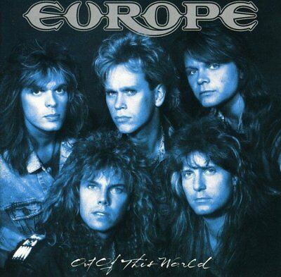Europe - Out of This World - Europe CD PWVG The Cheap Fast Free Post