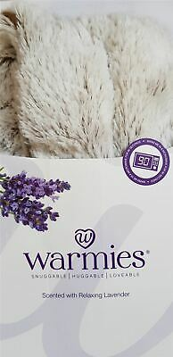 Warmies® Heatable Neck Warmer - Wheat Bag to Sooth Aches and Pains