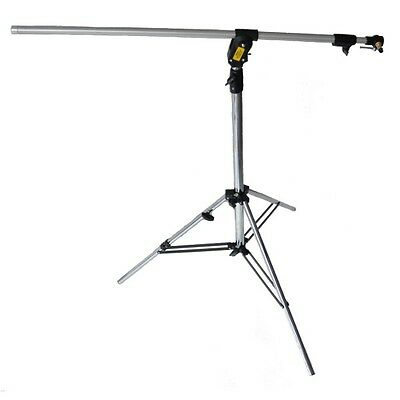 Manfrotto 420CSUNS Combi Boom HD Stand Tripod Gallows Convertible Boom Three-Leg