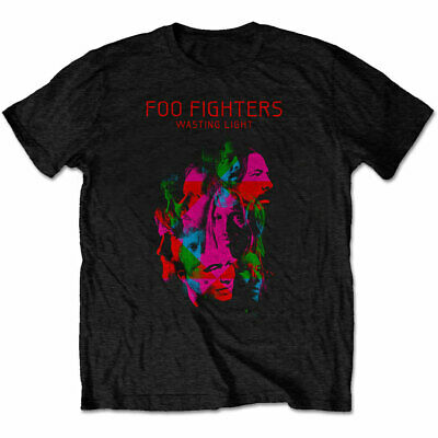 Oficial Foo Fighters Perder Luz Camiseta