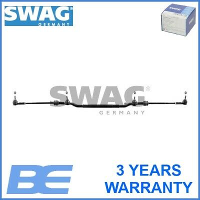 Mercedes-Benz Front ROD ASSEMBLY Genuine Heavy Duty Swag 10720036 2024600405
