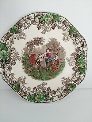 "Copeland spode""s Byron separated sandwich plate great condition"