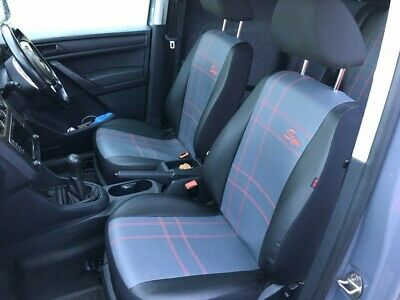 PEUGEOT RIFTER GT 5 SEATS 2018 ON ECO LEATHER /& ALICANTE TAILORED SEAT COVERS