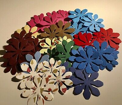 Over 50 Paper Flowers Set 4