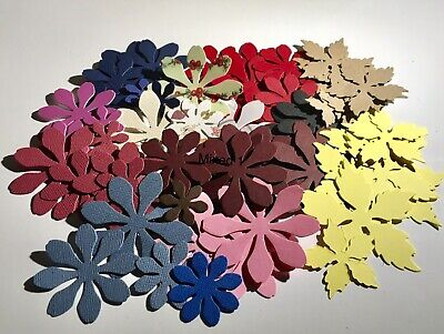 Over 50 Paper Mixed Flowers Set 1