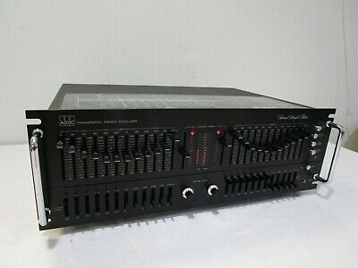 Super Nice & Clean ADC Sound Shaper Three SS-3 Paragraphic Stereo Equalizer