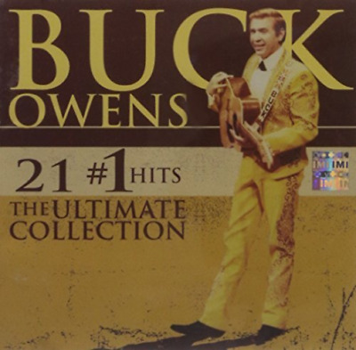 Buck Owens-21 #1 Hits: The Ultimate Collection CD NEW