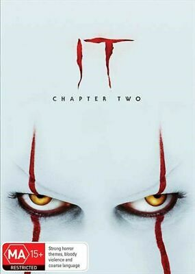 IT : Chapter 2 Two : 2019 : Australian Stock : NEW DVD : *Sunday SPECIAL*