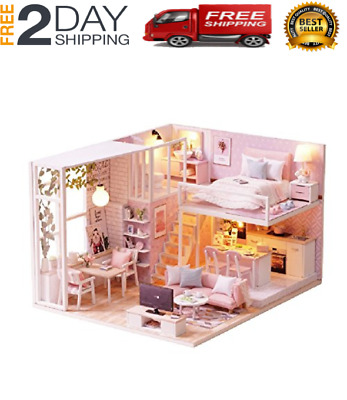 LOL SURPRISE DOLL HOUSE Miniature Furniture - SURPRISES!! Christmas Gifts USA