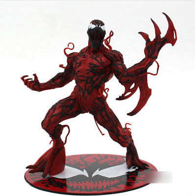 The Amazing Spider man Red Carnage Decoration Super Hero  Action Figure Cool New