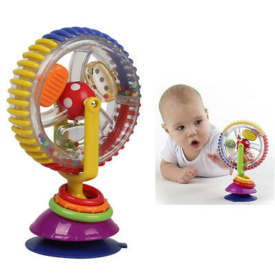 6-12 Month Creative Baby Observe Ferris Wheel Educational Toys Tricolor Rotating