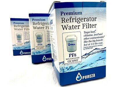 2X Refrigerator Water Filter for Frigidaire FRS3R5EMBC