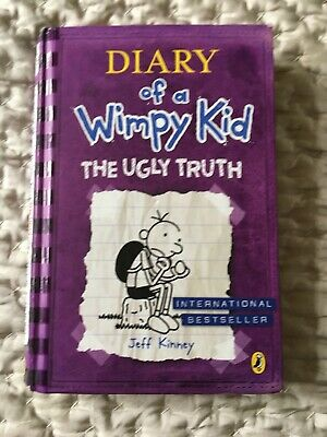 Diary of a Wimpy Kid - The Ugly Truth: Book 5 by Jeff Kinney (Hardback, 2010)