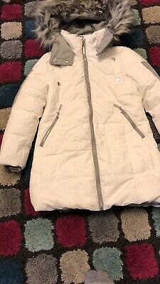 Next Hooded Jacket 9 Yrs Old Girls