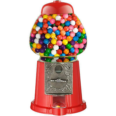 Great Northern Popcorn 15 Inch Old Fashioned Vintage Candy Gumball Machine Bank