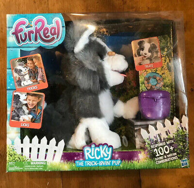 FurReal Ricky The Trick Lovin' Pup Toy