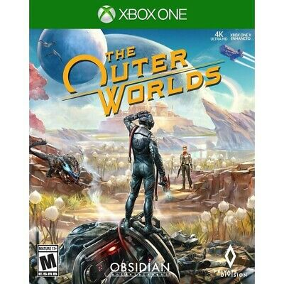The Outer Worlds - Xbox One - ITALIANO ORIGINALE - OFFLINE