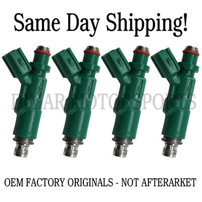 2001-2009 PRIUS 1.5L OEM Denso Fuel Injector Set of 4