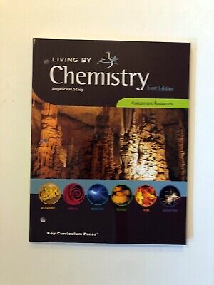 Living by Chemistry First Edition Assessment Resources