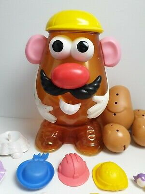 Playskool Mr Potato Head Super Spud and Pets Hasbro 2002 Australian Seller
