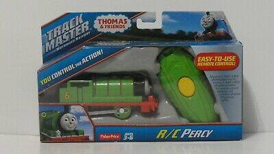 "Fisher Price Thomas /& Friends Track Master Real Steam Thomas "" New in Box"""
