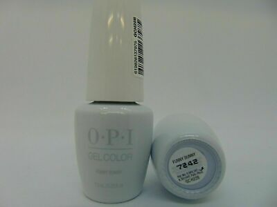 OPI GelColor H22 Funny Bunny 0.25oz / 7.5ml  MINI AUTHENTIC Color!