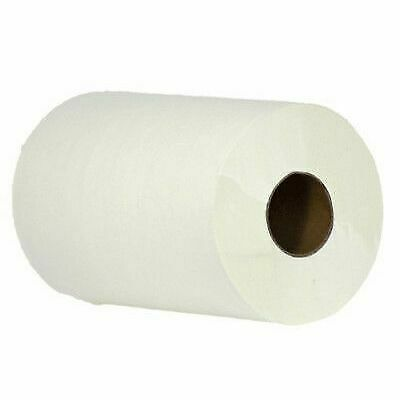 HTR80  Disposable Hygenic Hand Paper Towel Roll 80m  Carton of 16 Rolls  526313