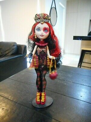 Ever After High Lizzie Hearts Doll - Rare
