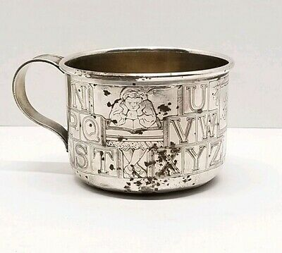 Gorham Solid 925 Sterling Silver Cup