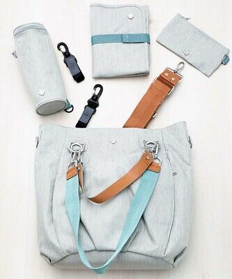 Lassig Mix and Match TRAVEL/NAPPY BAG