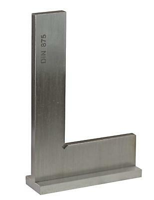 Precision- Kontrollwinkel Try Square Inox 7 7/8x5 1/8in Din 875/1