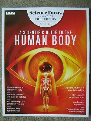 BBC Science Focus magazine Collection Vol 17 Scientific Guide to the Human Body