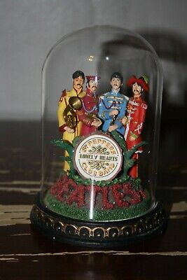 SGT. Peppers Lonely Hearts Club Band Musical Bell Jar
