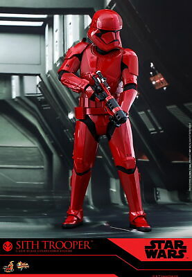 Hot Toys 1/6 Sith Trooper Figure Spider Star Wars: The Rise of Skywalker MMS544