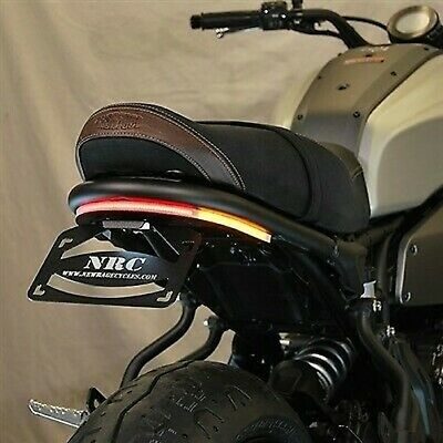 Yamaha Xsr 700 Fender Eliminator Kurz Heck Standard LED New Rage Cycles Nrc