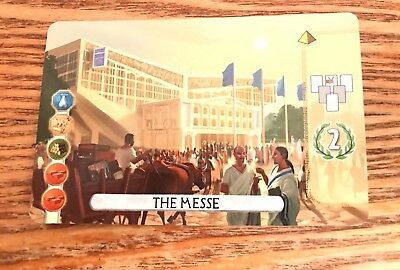7 Wonders Duel Promo Card The Messe
