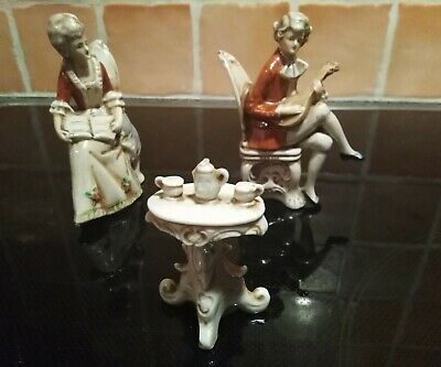 Porcelaine germany saxe ?