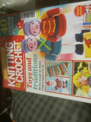 Knitting And Crochet Magazine Issue 116 With  Miffy  Knitting Pattern