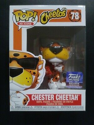 Chester Cheetah #78 Funko Hollywood Exclusive L.E. Vinyl Pop