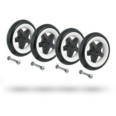 Bugaboo Bee3 or Bee5 Front Wheels And Rear Wheels Replacement Set