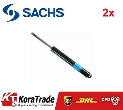 2x SACHS 310 015 FRONT SHOCK ABSORBERS PAIR SHOCKER OE QUALITY