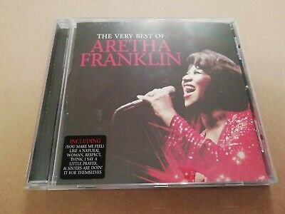 The Very Best Of Aretha Franklin ~ Cd Album Excellent 2010