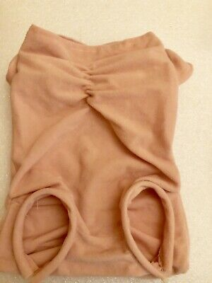 LDC arm Jointed Flesh Suede Body for 3/4 Arms & Front Load  Full Legs 20-22 Inch