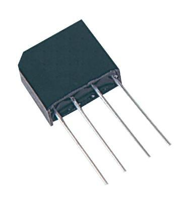Diodes - Bridge Rectifiers - Bridge RECTIFIER 2A 100V