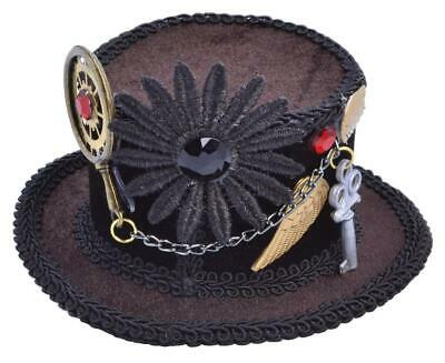 NEW Themed   Steampunk Mini Steampunk Top Hat