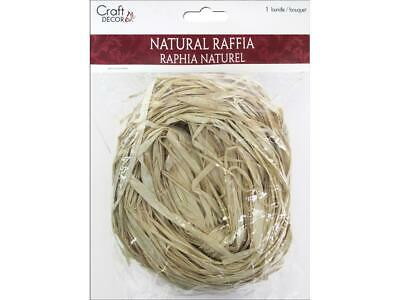 Multicraft Mulna002  Raffia 2Oz Natural