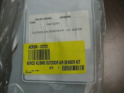 Aerco Outdoor Air Sensor Kit Gm-122781