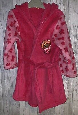 Girls Age 2-3 Years - Paw Patrol Dressing Gown